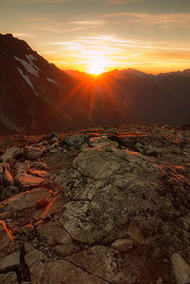 Designs Similar to North Cascades Sunset