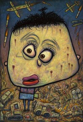 Brut Paintings Original Artwork