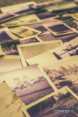 Antique Collage Photographs