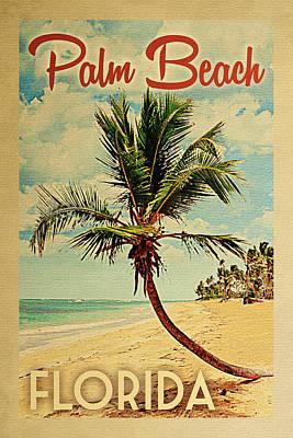 Designs Similar to Palm Beach Florida Palm Tree