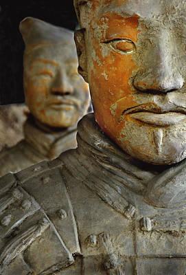 Qin Shi Huangdi Emperor Of China Prints