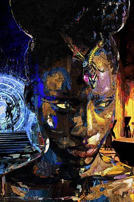 Afrofuturism Art Fine Art America