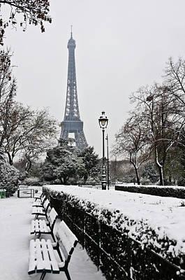 Winter Day Prints