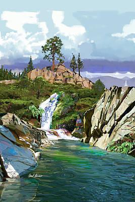 Sonora Paintings Prints