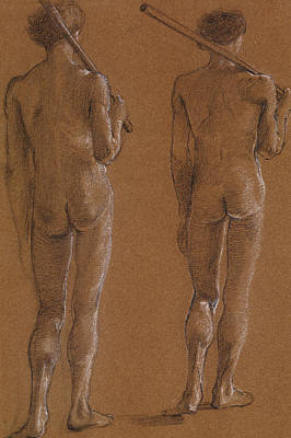 Designs Similar to St George Series Male Nude