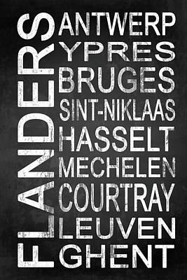 Designs Similar to Subway Flanders Belgium 1