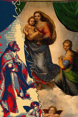 Raffaello Original Artwork