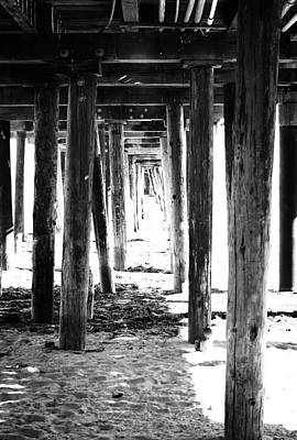Designs Similar to Under The Pier by Linda Woods