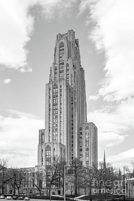 University Of Pittsburg Prints