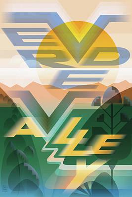 Pine Valley Digital Art