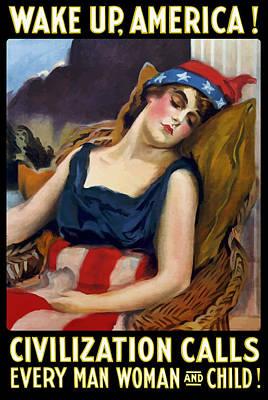 First World War Paintings