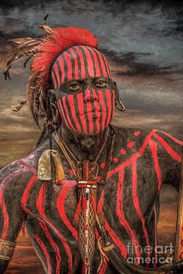 Designs Similar to Warpath Shawnee Indian