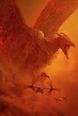 Designs Similar to Godzilla II Rei Dos Monstros