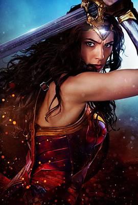 Designs Similar to Wonder Woman 12 by Geek N Rock