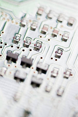 Designs Similar to Close-up Of A Circuit Board