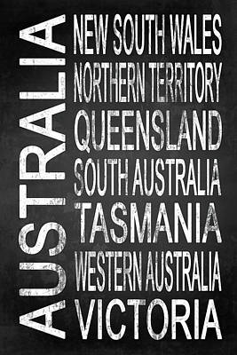 Designs Similar to Australia 1 by Melissa Smith