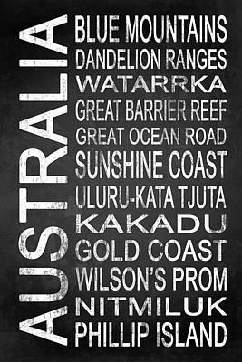 Designs Similar to Australia 4 by Melissa Smith