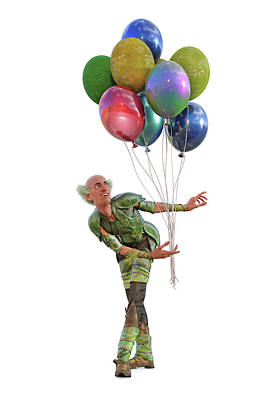 Designs Similar to Balloons And Happy Guy