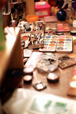 Designs Similar to Behind The Scenes, Make-up