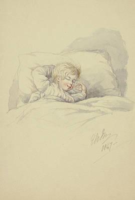 Designs Similar to Child Asleep