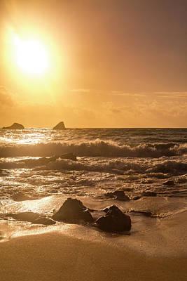 Designs Similar to Coastal Sunrise Silhouette
