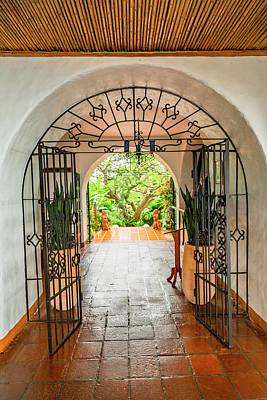Designs Similar to Costa Rica Resort Entrance
