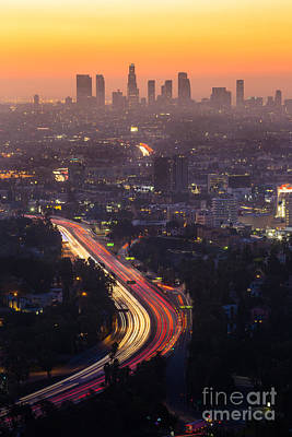 Designs Similar to Downtown Los Angeles Skyline At