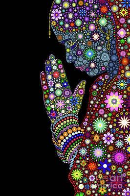 Namaste Digital Art