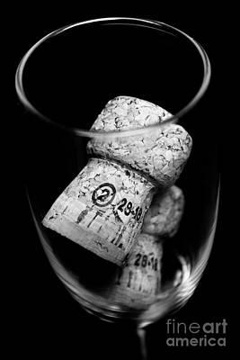 Champagne Flute Photographs