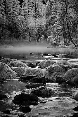 Designs Similar to Fog On Yosemite River