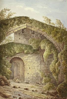 Designs Similar to Interior Of Conway Castle