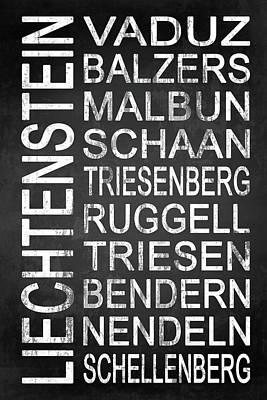 Designs Similar to Liechtenstein 1