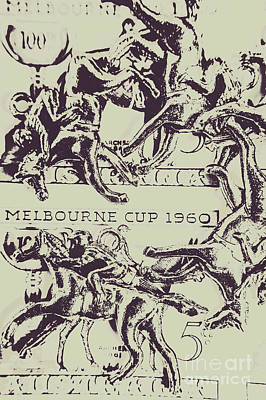 Designs Similar to Melbourne Cup 1960