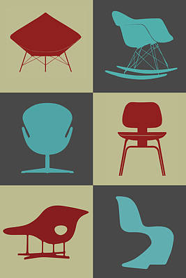 Designs Similar to Modern Chair Collection I