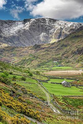 Designs Similar to Nant Ffrancon Pass Wales