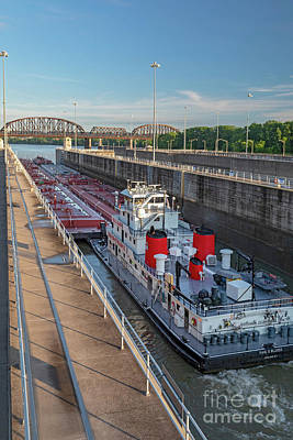 Designs Similar to Oil Barge On Ohio River