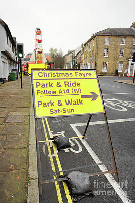 Designs Similar to Park And Ride Sign