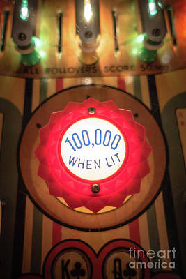 Designs Similar to Pinball 100000 When Lit