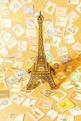 Designs Similar to Postal Paris