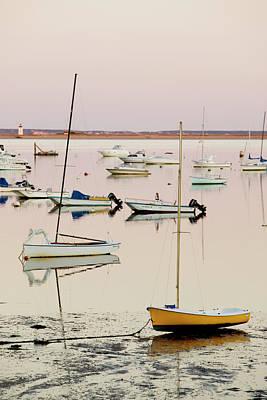 Provincetown Harbor Photographs