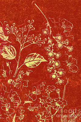Floral Watercolor Photographs