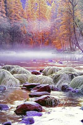 Designs Similar to River In Yosemite by Jon Glaser