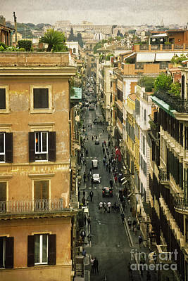 Designs Similar to Rome In The Morning