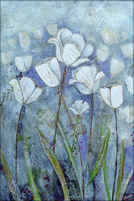 Healing Original Artwork