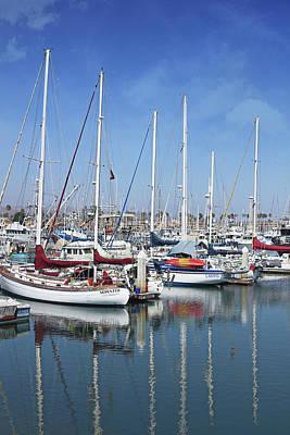Designs Similar to Ventura Harbor  By Linda Woods
