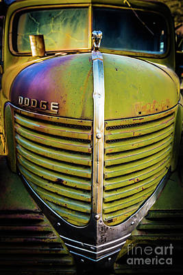 Designs Similar to Vintage Abandoned Dodge Truck