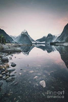 Designs Similar to Blushing Fjords