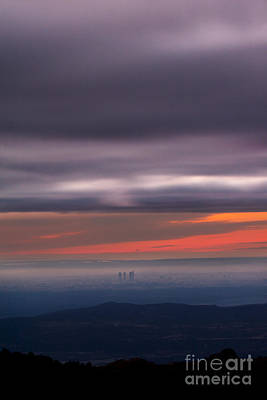 Photograph - From The Mountains by JoseAngel Izquierdo