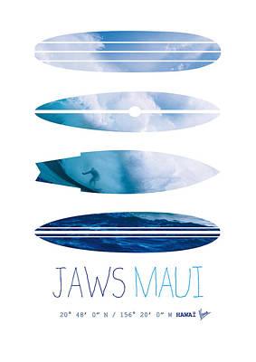 Surf Digital Art