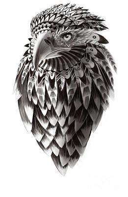 American Bald Eagle Paintings